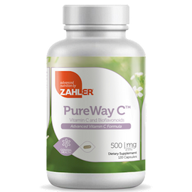 Advanced Nutrition by Zahler - PureWay-C 120 Capsules