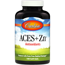Carlson Labs - ACES + Zn 180 Softgels
