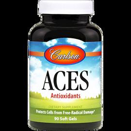 Carlson Labs - ACES Antioxidant 90 Softgels