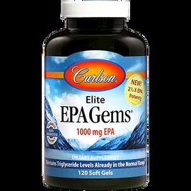 Carlson Labs - Elite EPA Gems 120 Softgels