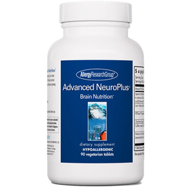 Allergy Research Group - Advanced NeuroPlus 90 Veggie Tablets