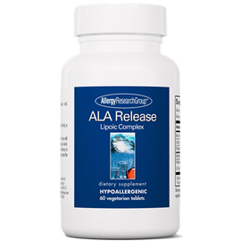 Allergy Research Group - ALA Release 60 Tablets