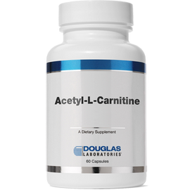 Douglas Laboratories - Acetyl L-Carnitine 500 mg 120 Capsules