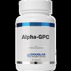 Douglas Laboratories - Alpha GPC 60 Veggie Capsules