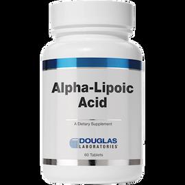 Douglas Laboratories - Alpha-Lipoic Acid 100 mg 60 Tablets