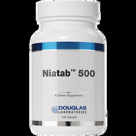 Douglas Laboratories - Niatab 500 mg 100 Tablets