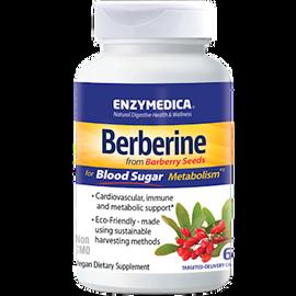 Enzymedica - Berberine 60 Capsules