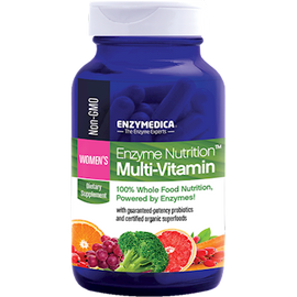 Enzymedica - Enzyme Nutrition Women's 60 Capsules