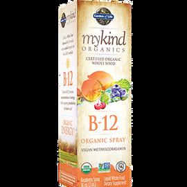 Garden of Life - B-12 Spray Organic Vegan 2 oz