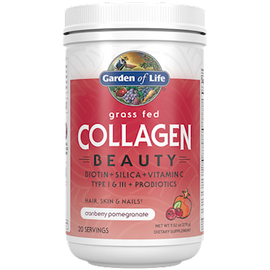 Garden of Life - Collagen Beauty Cranberry Pomegranate 20 Servings