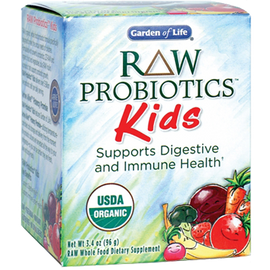 Garden of Life - RAW Probiotics Kids 96 Grams