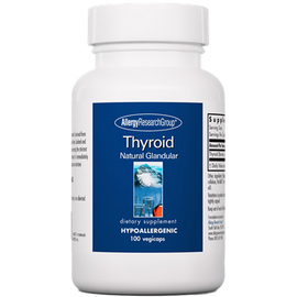 Allergy Research Group - Thyroid 100 Veggie Capsules