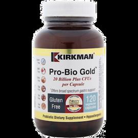 Kirkman Labs - Pro-Bio Gold 120 Capsules
