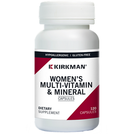 Kirkman Labs - Women's Multi-Vitamin & Mineral 120 Capsules