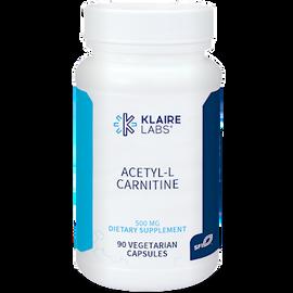 Klaire Labs - Acetyl-L-Carnitine 90 Capsules
