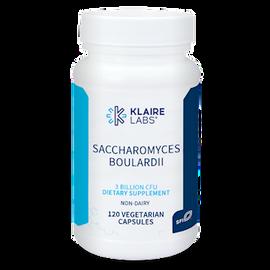 Klaire Labs - Saccharomyces Boulardii 120 Veggie Capsules