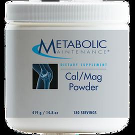 Metabolic Maintenance - Cal/Mag Powder 419 Grams