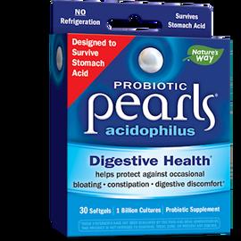 Nature's Way - Acidophilus Pearls 30 Capsules