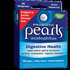 Nature's Way - Acidophilus Pearls 90 Capsules
