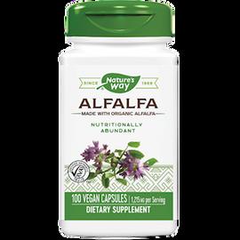 Nature's Way - Alfalfa Leaves 100 Capsules