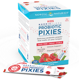 Nordic Naturals - Kids Probiotic Pixies Rad Berry 30 Packets