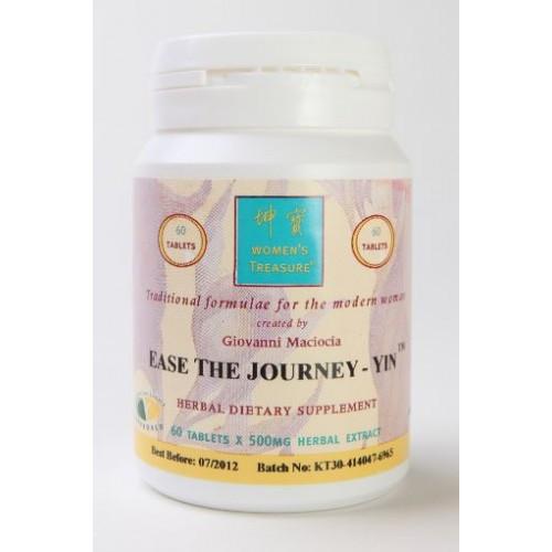 Giovanni Maciocia - Ease The Journey-Yin 500 mg 60 Tablets