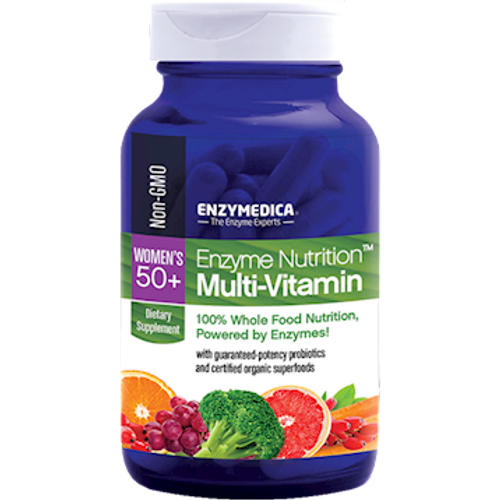 Enzymedica - Enzyme Nutrition Women's 50+ 60 Capsules