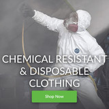Chemical Resistant and Disposable Clothing