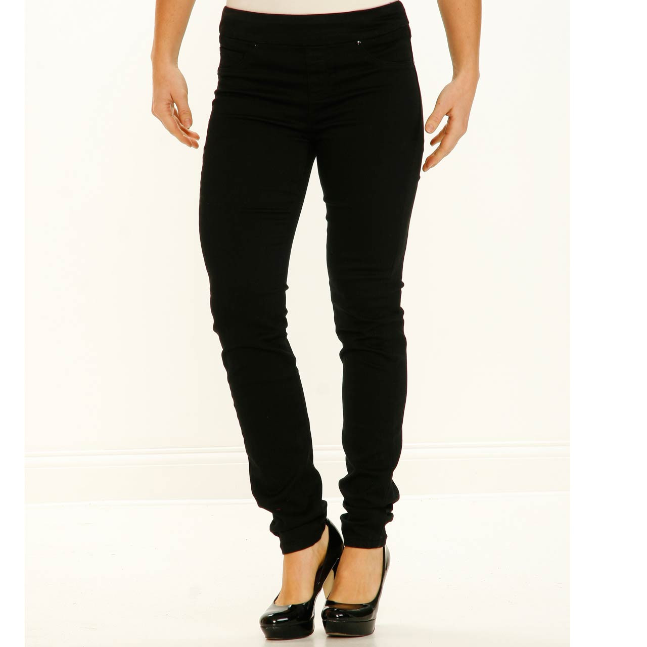 5a3a867fd599b Women's Jeans | Pull-On Jeans | Tribal Jeans