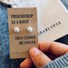 Large Friendship Knot Earrings