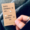 Happy Birthday Song Bird Silver Earrings Lifestyle