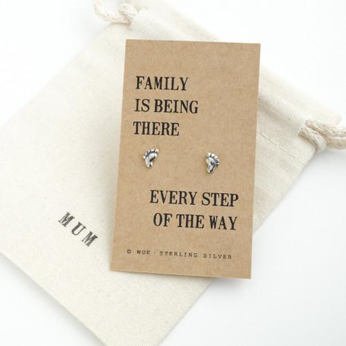 Family Gift Earrings