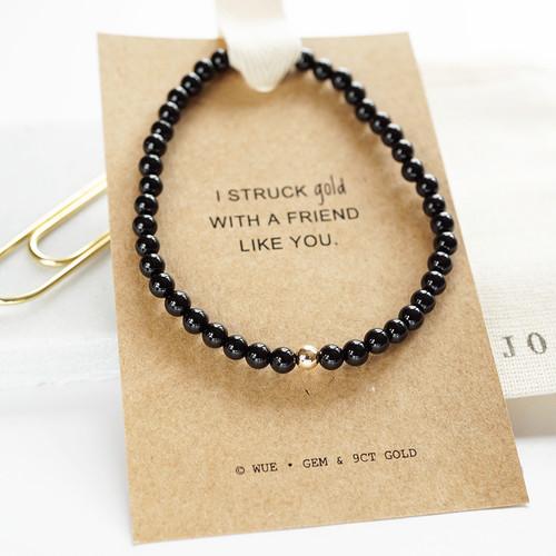 Struck Gold Friendship Bracelet
