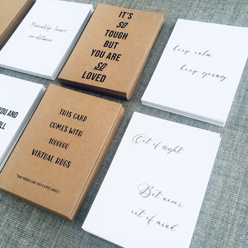 Positive Vibes Postcard Pack