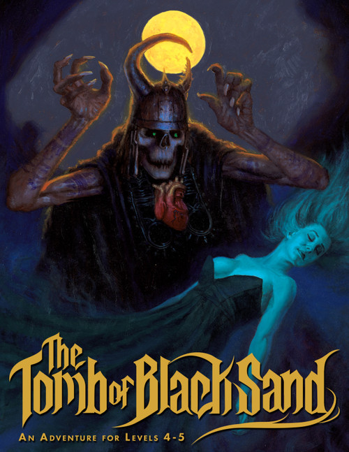 The Tomb of Black Sand - Digital