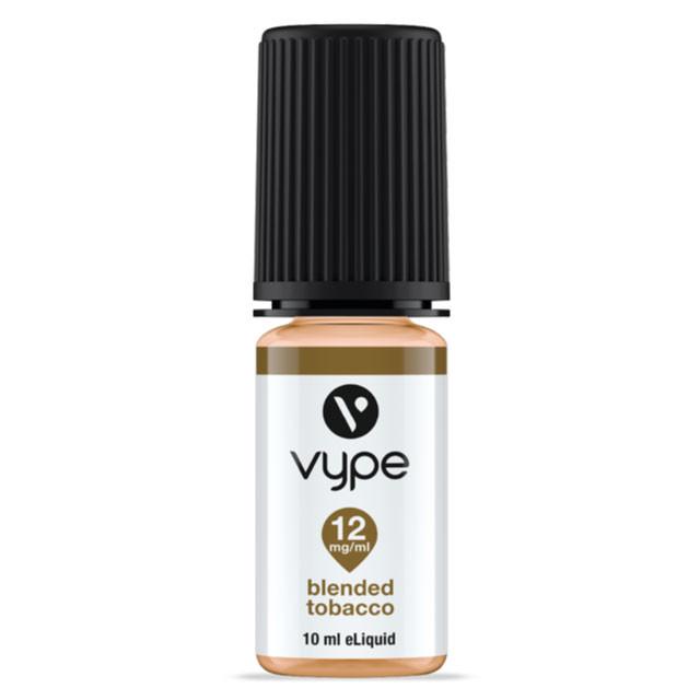 Vype Blended Tobacco 10ml e-liquid bottle