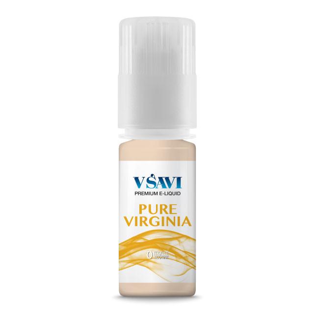 VSAVI 10ml of 100% VG pure virginia e Liquid. Best Organic VG e juice.