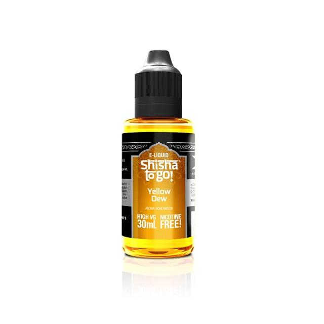 Shisha liquid. Refreshing Honeydew Short Fill flavoured liquid