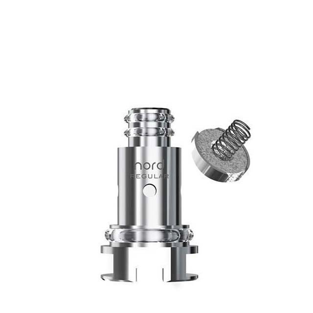 Smok Nord 1.4 ohm regular coil mouth to lungs MTL