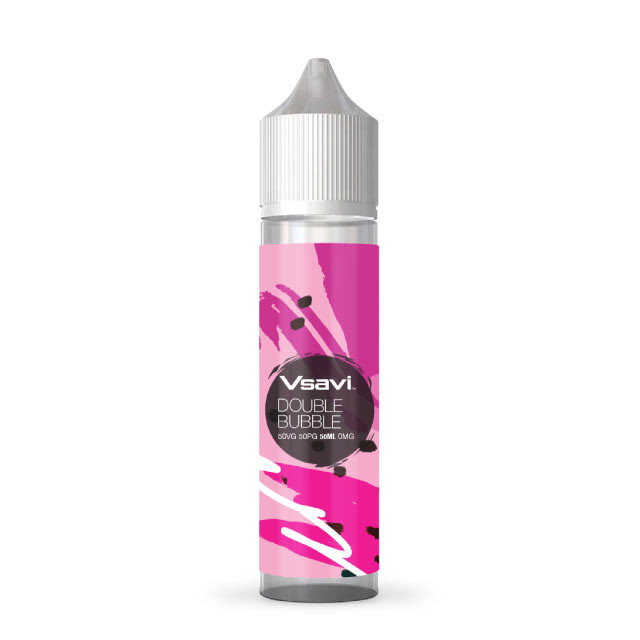 VSAVI Double Bubble E-Liquid Shortfill 50ml