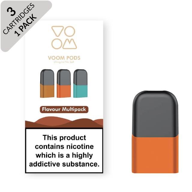Voom Nic-Salt Pods