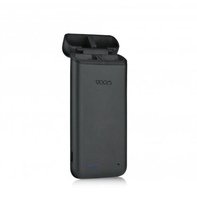 Voom Portable Charging case grey
