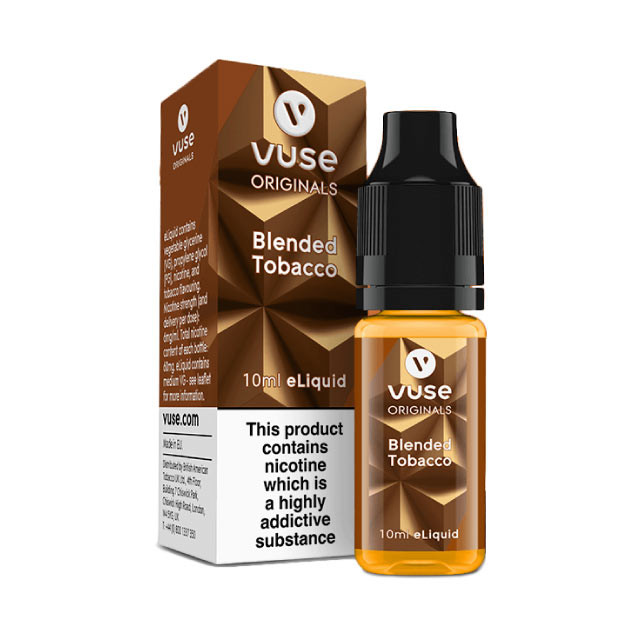 Vuse Blended Tobacco E-Liquid