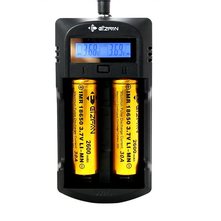 Efan WF1 Dual Battery Charger