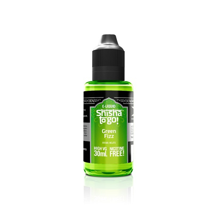 Lime and Mint Short Fill and Shisha liquid