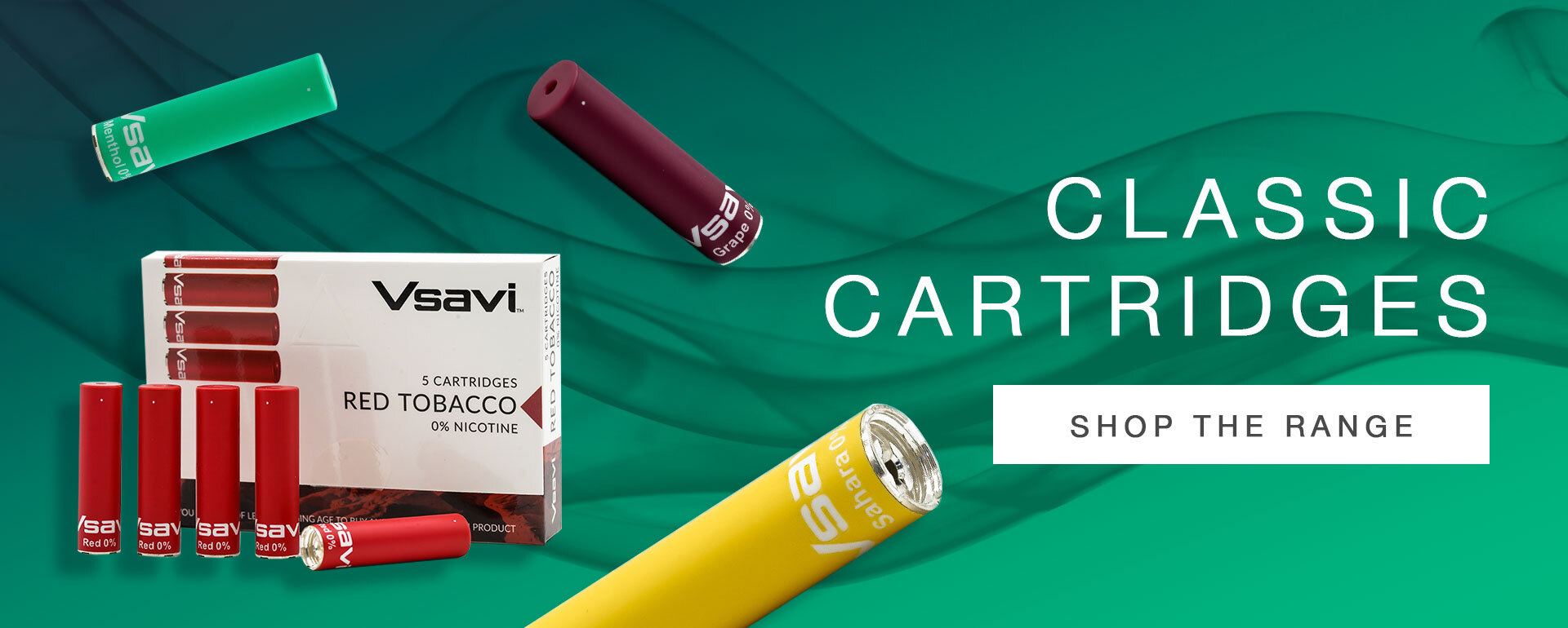 V2 Vsavi Classic Cartridges