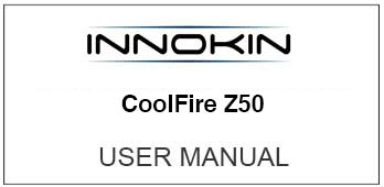Innokin Coolfire Z50 User Manual