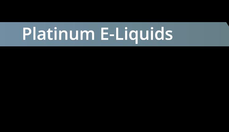 Platinum E-Liquids