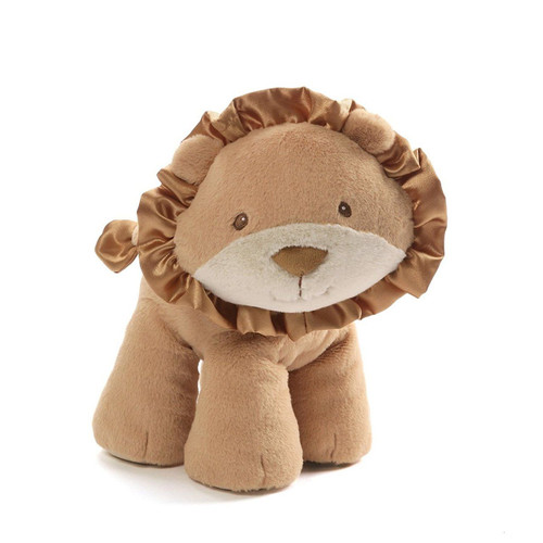 GUND Baby Leo Lion Stuffed Animal Plush, 10 Inches