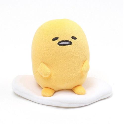 GUND Gudetama Lazy Egg Stuffed Animal Plush in Sitting Pose, 5 inches